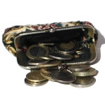 Purse with Coins Blog image Small