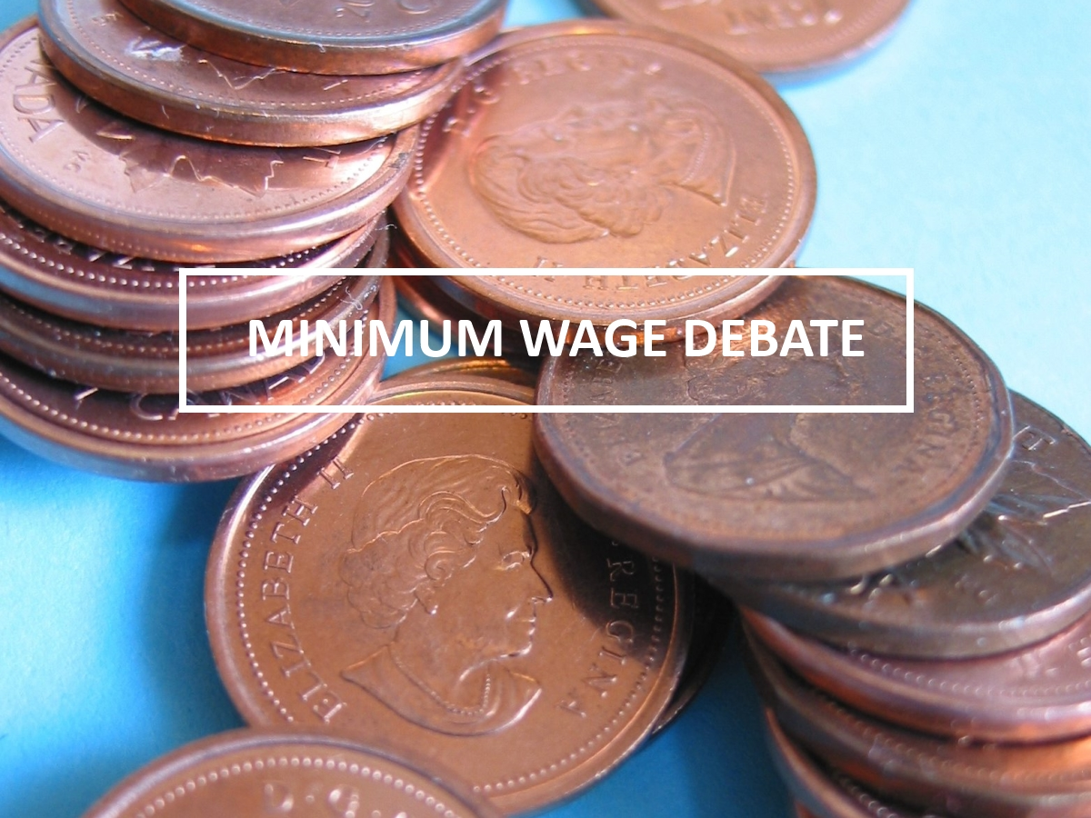 The Minimum Wage Debate Mini Series