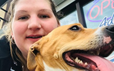 Success Story: Jessica and The Golden Leash