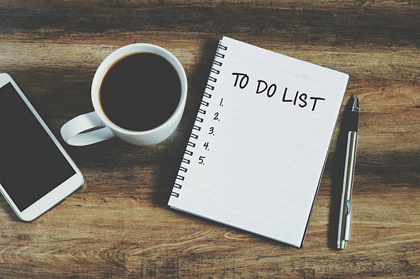 To-Do: Write Blog Post